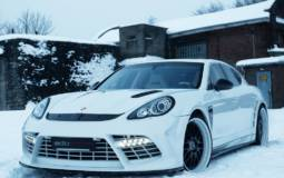 Edo Porsche Panamera Turbo