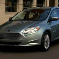 Ford Focus Electric video