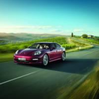 Geneva 2011: Porsche Panamera Hybrid and Diesel