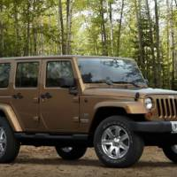 Jeep 70th Anniversary Special Edition Models