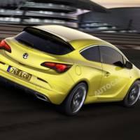 Opel Astra OPC info