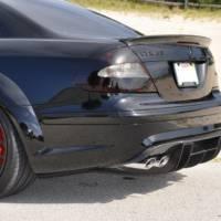 RENNtech upgrades Mercedes CLK63 Black Series