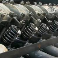 Video: 12 cylinder 47 litre engine from 1915