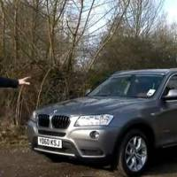 2011 BMW X3 road test video