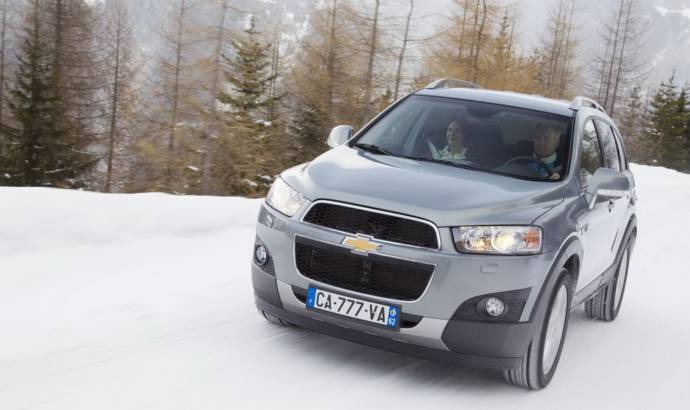 2011 Chevrolet Captiva Price