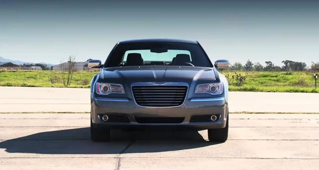 2011 Chrysler 300 review video