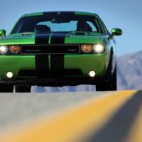 2011 Dodge Challenger Green With Envy