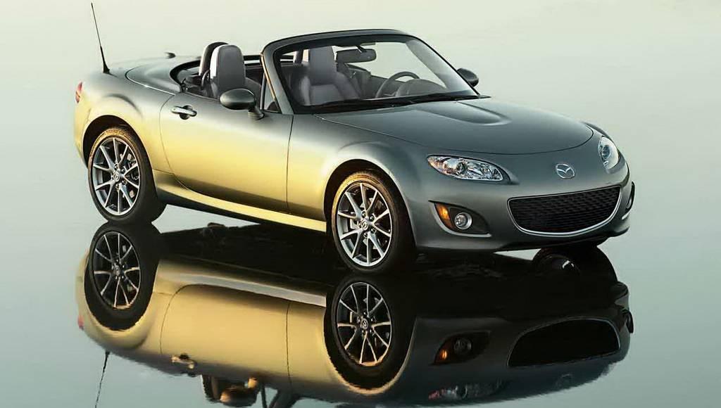 2011 Mazda MX5 Miata Special Edition