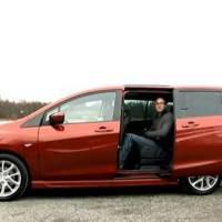 2011 Mazda5 review video