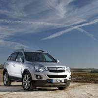 2011 Vauxhall Opel Antara price