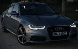 2012 Audi A6 S Line Video