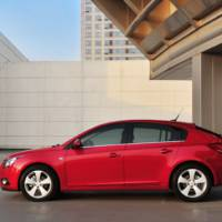 2012 Chevrolet Cruze Hatchback
