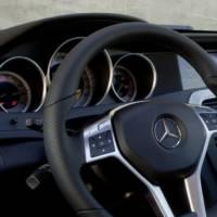 2012 Mercedes C Class Coupe