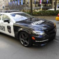 2012 Mercedes CLS 63 AMG Fashion Force Patrol Car