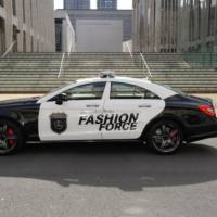 2012 Mercedes CLS 63 AMG Fashion Force Patrol Car