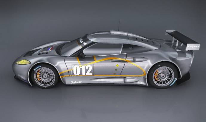 2012 Spyker C8 Aileron GT