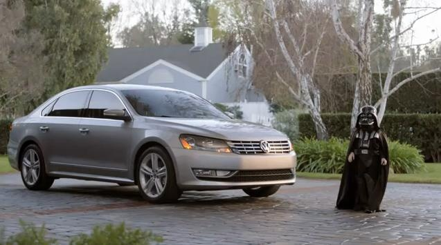 2012 Volkswagen Beetle and Passat Super Bowl Ads