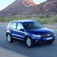 2012 Volkswagen Tiguan Facelift