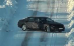 2013 Mercedes S Class Spy Video