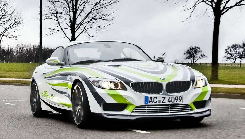 AC Schnitzer 99d BMW Z4 320d