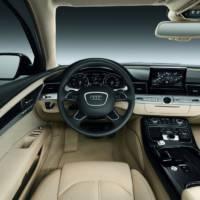 Audi A8 L Security W12