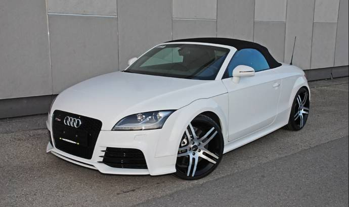 Audi TT RS Roadster by O CT