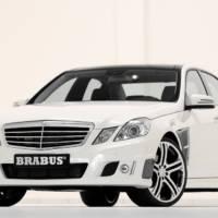 BRABUS Mercedes S 350 BlueTec Euro 5