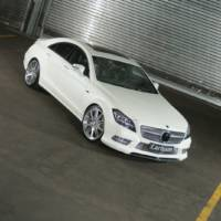Carlsson 2011 Mercedes CLS 63 AMG heading to Geneva