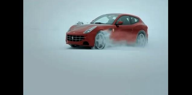 Ferrari FF Video