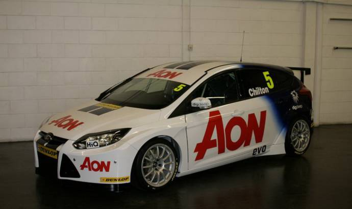 Ford Focus Global Touring Car