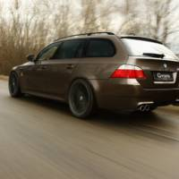 G Power HURRICANE RS Touring BMW M5
