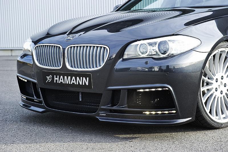Hamann 2011 BMW 5 Series M Package