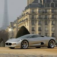 Jaguar C-X75 awarded Louis Vuitton Classic Concept Award
