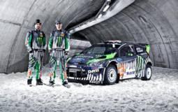 Ken Block 2011 Ford Fiesta RS WRC