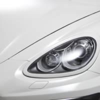LUMMA CLR 558 GT 2011 Porsche Cayenne