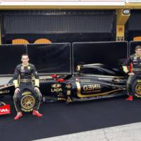Lotus Renault R31 2011 Formula 1 Car