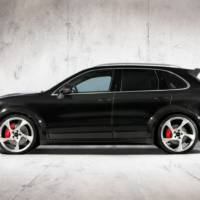 MANSORY 2011 Porsche Cayenne