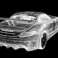 MANSORY Cormeum Mercedes SLS AMG