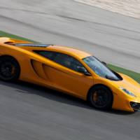 McLaren MP4 12C in depth