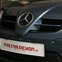 Mercedes SL65 AMG Shining Star by MR Car Design