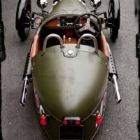 Morgan 3 Wheeler - Photos and Details