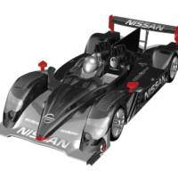 Niisan engines for LMP2 Signature Racing Cars