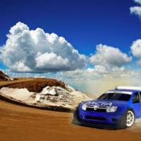 Official: Dacia Duster to challenge Pikes Peak International Hill Climb
