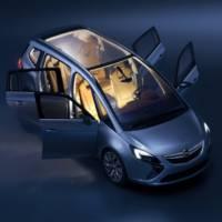 Opel Zafira Tourer Concept revealed