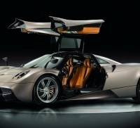 Pagani Huayra heading to US