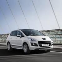 Peugeot at 2011 Geneva Motor Show