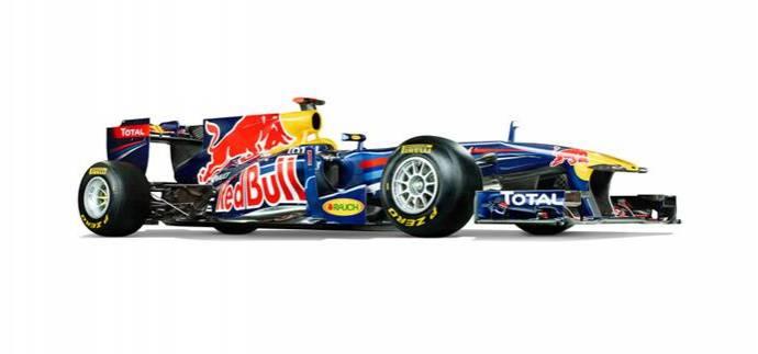 Red Bull RB7 2011 F1 Car