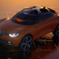 Renault CAPTUR Video