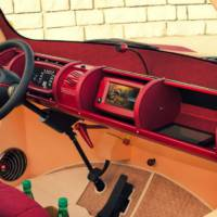 Rinspeed BamBoo Concept photos and details