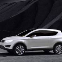 SEAT IBX Concept leaked photos